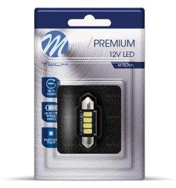 Żarówka LED C5W 36mm CAN BUS M-TECH PLATINUM L334