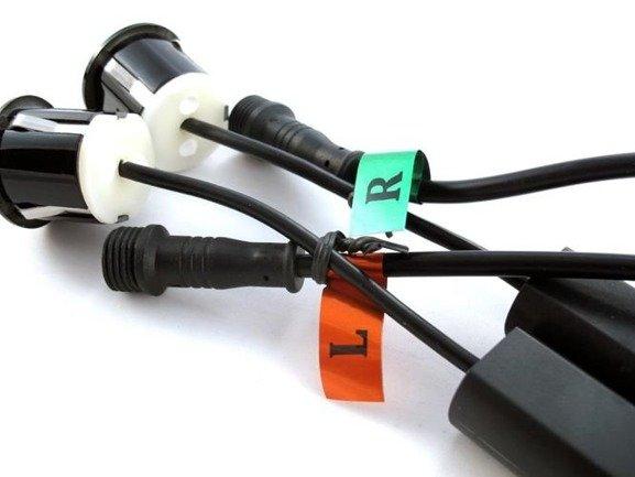 CZUJNIK PARKOWANIA PRZÓD PRZEDNIE ZŁĄCZE OBD 2 II dwa sensory