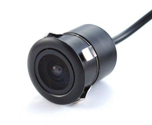 """Czujniki cofania x4 z kamerą i wyświetlaczem 4.3"""" CP343S4 (CAM8)"""