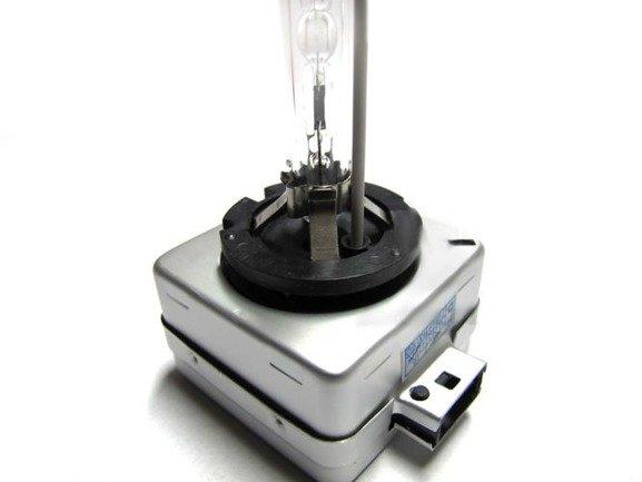 Żarnik palnik xenonowy D1S +50% 4300K 6000K, +50% więcej światła