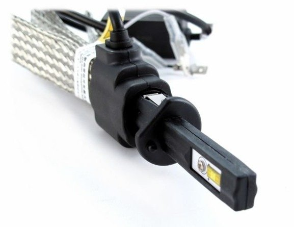 Zestaw żarówek LED H1 CSP 12-24V 72W 7600LM L990